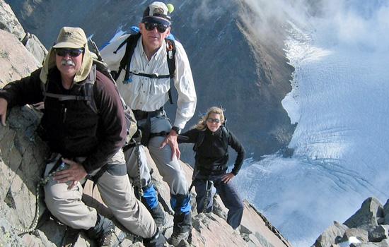 Stubai Alps Peaks Traverse