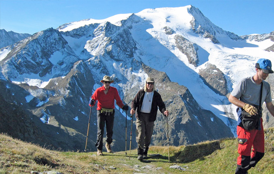 Stubai Alps Horseshoe Trek