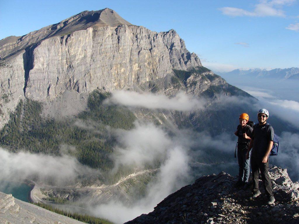 EEOR from ha ling peak
