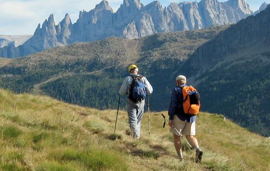 Dolomites High Peaks Via Ferrata