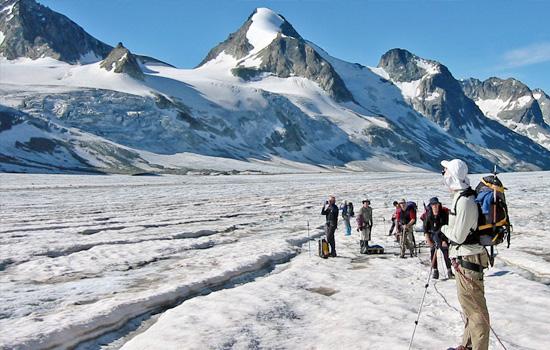 Haute Route Glacier Trek