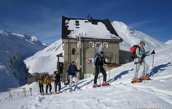 Oetztaler Alps Ski Traverse